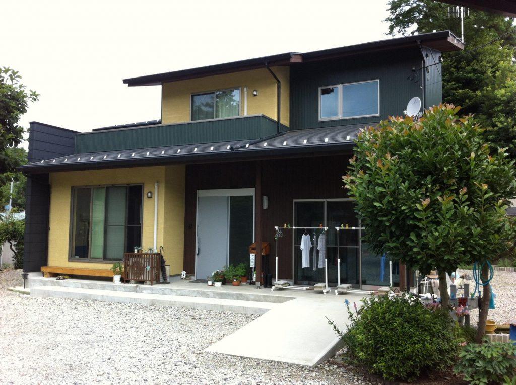 思い通りの住みやすい家 新築建替え工事