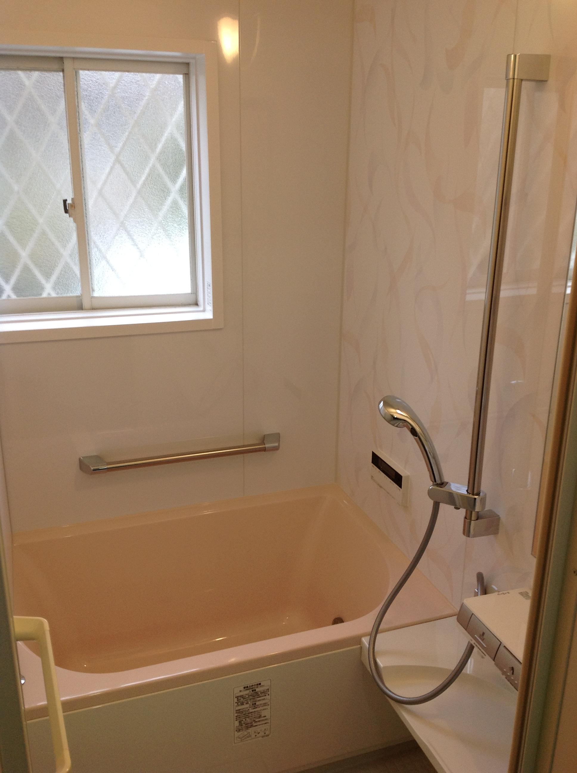 タイルのカビで悩まない 浴室リフォーム