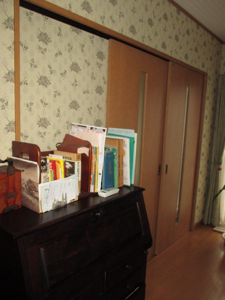 お部屋を明るく 内装建具リフォーム