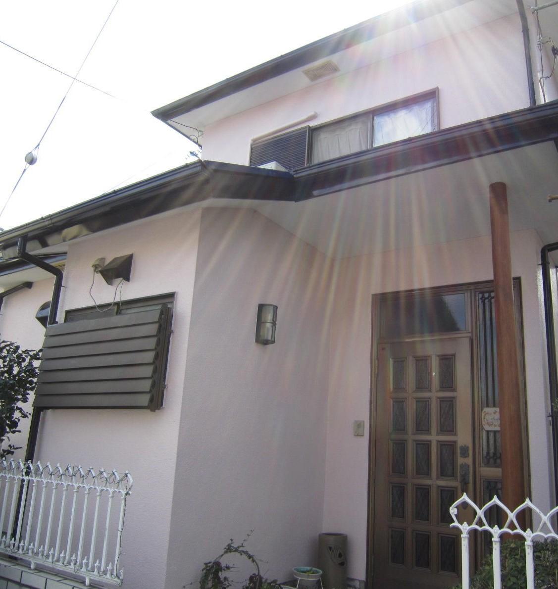 施工事例『外壁屋根塗装』更新しました