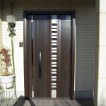 施工事例『玄関リフォーム』更新しました