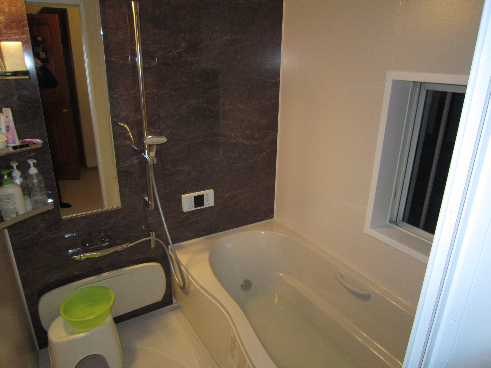 暖かく快適に 「浴室リフォーム」