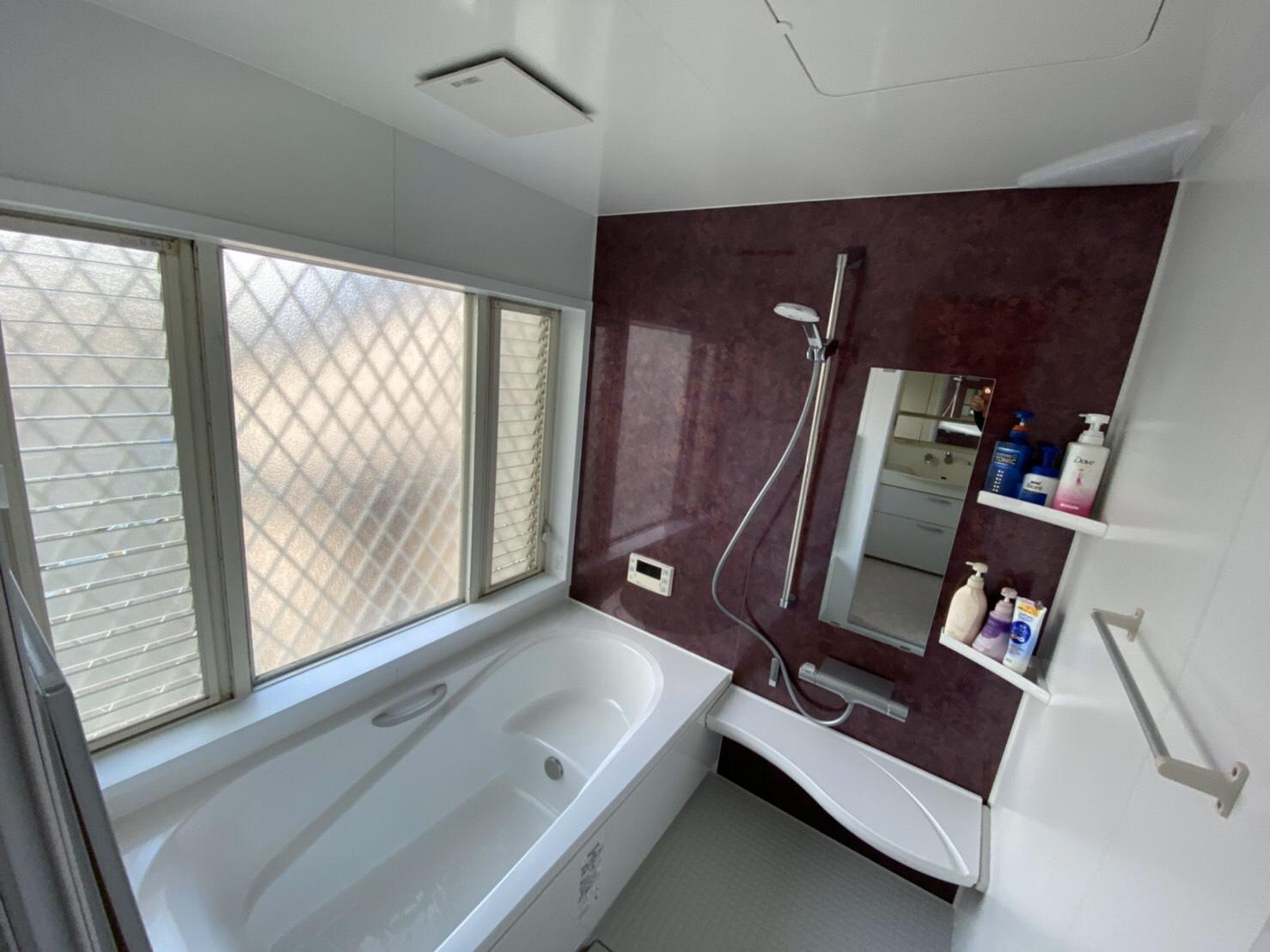 施工事例『浴室リフォーム』更新しました