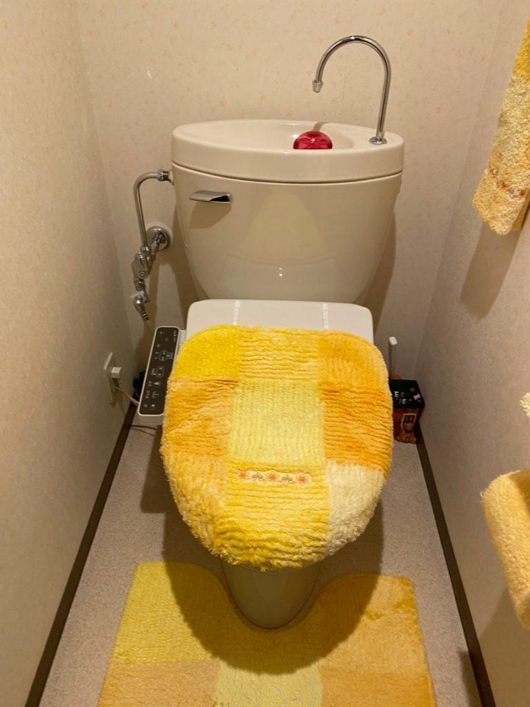 他メーカーからも問題なし『トイレ改修工事』