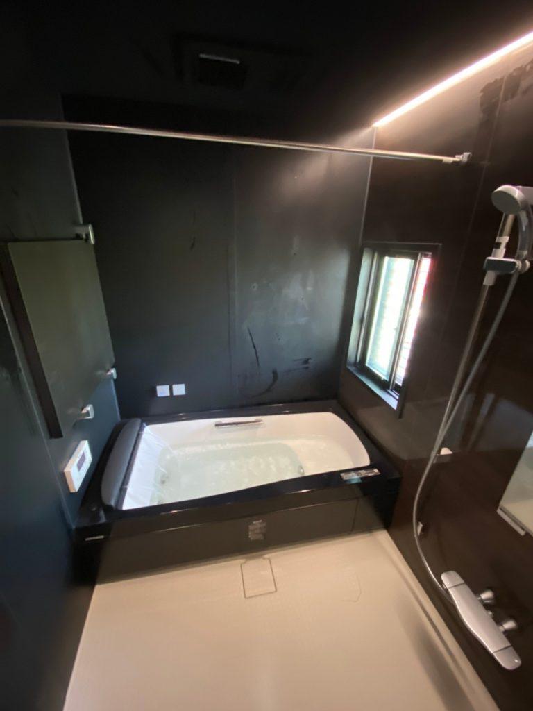 修理がダメなら奮発を『浴室トイレ改装工事』