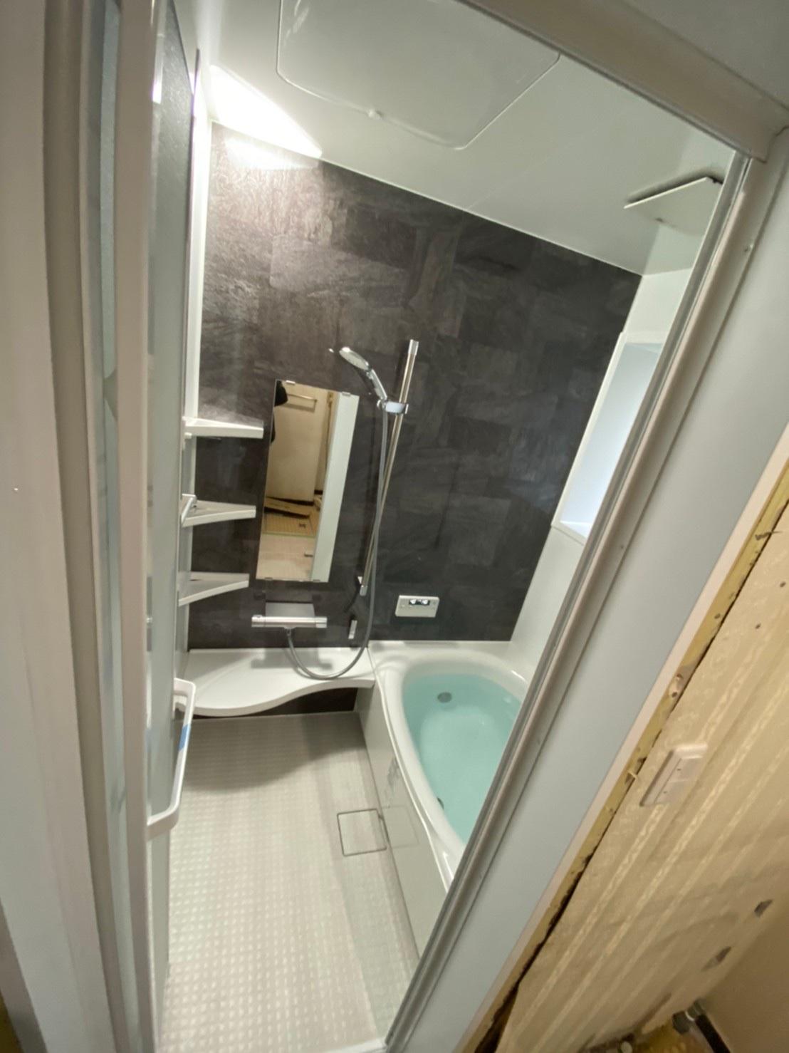 低コストでも快適に『浴室洗面改修工事』