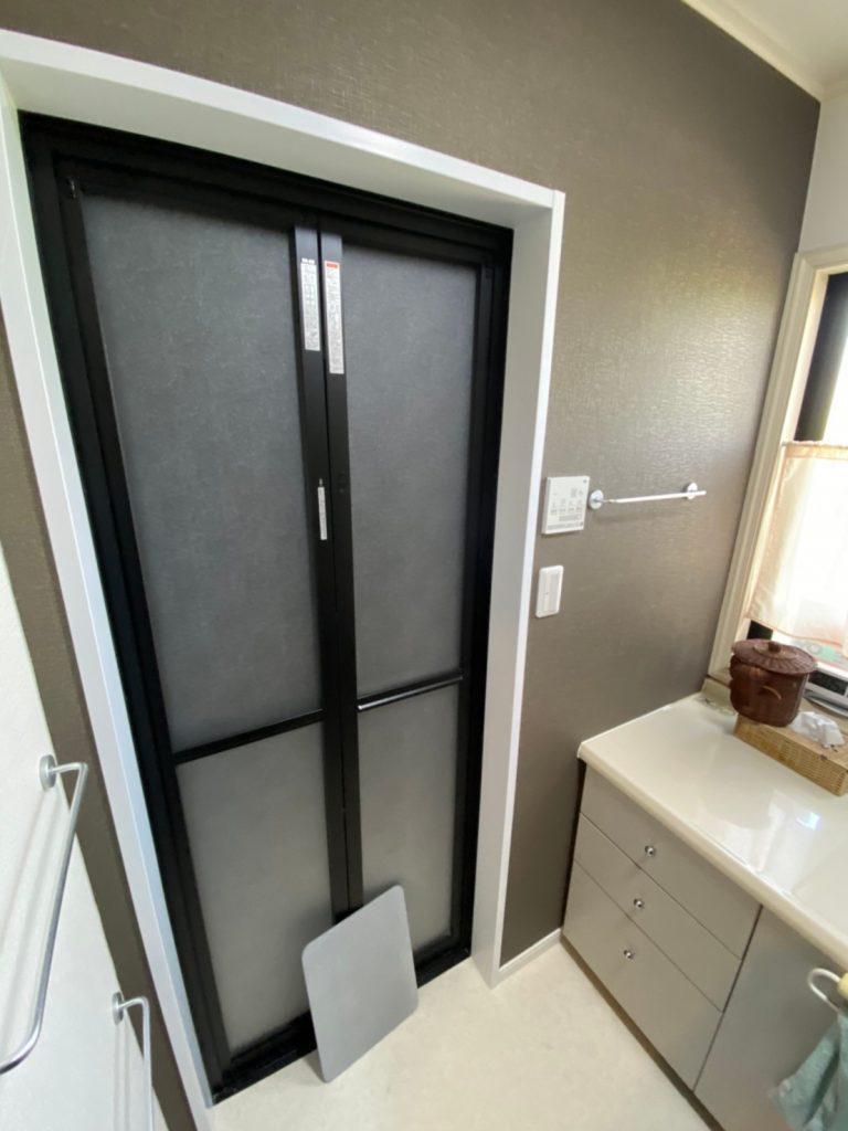 修理がダメだからこその贅沢を『浴室トイレ改装工事』